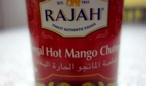 Mangochutney für uns