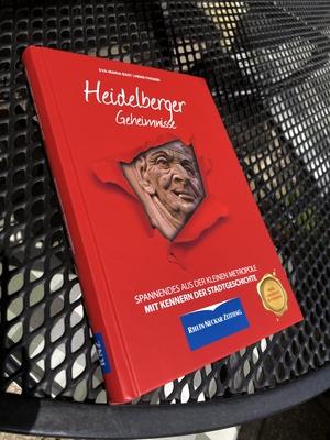 """Buch """"Heidelberger Geheimnisse"""""""
