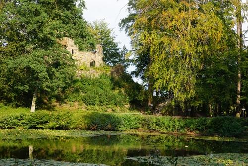 Ruine im Englischen Garten