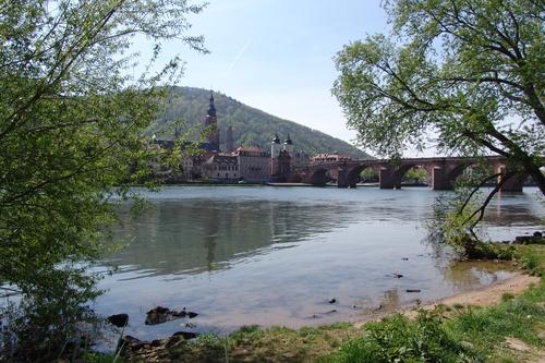 Blick auf die Alte Brücke